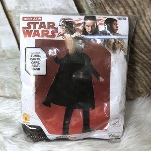 Disney Star Wars Kylo Ren Kids Halloween Costume